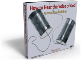 How to Hear the Voice of God DVD Set / Gottes Stimme hören DVD Set CHF32.9