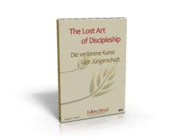 The Lost Art of Discipleship / Die verlorene Kunst der Jüngerschaft DVD Set CHF35.9